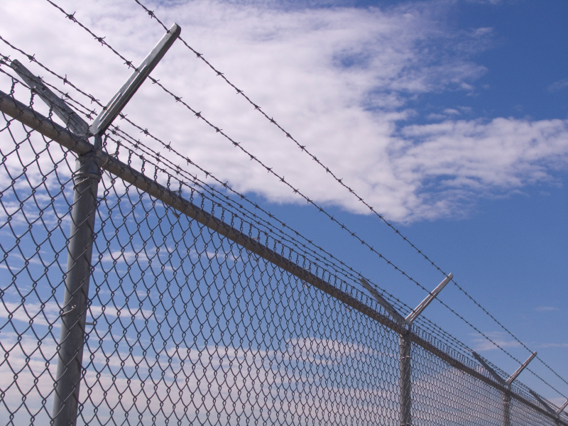 Types of Security Fences
