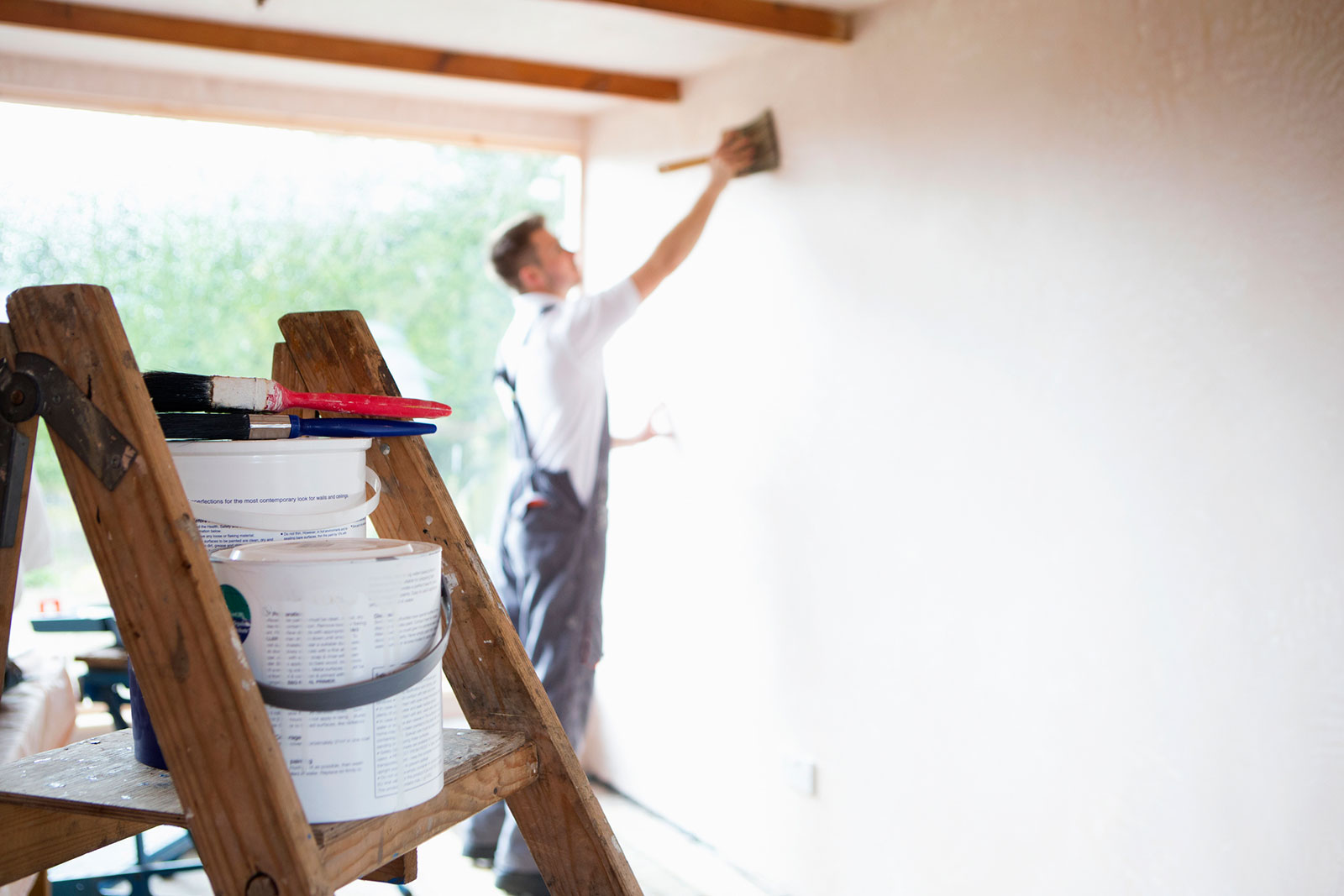 Best Type Of Paint For Interior Garage Walls Lovetoknow