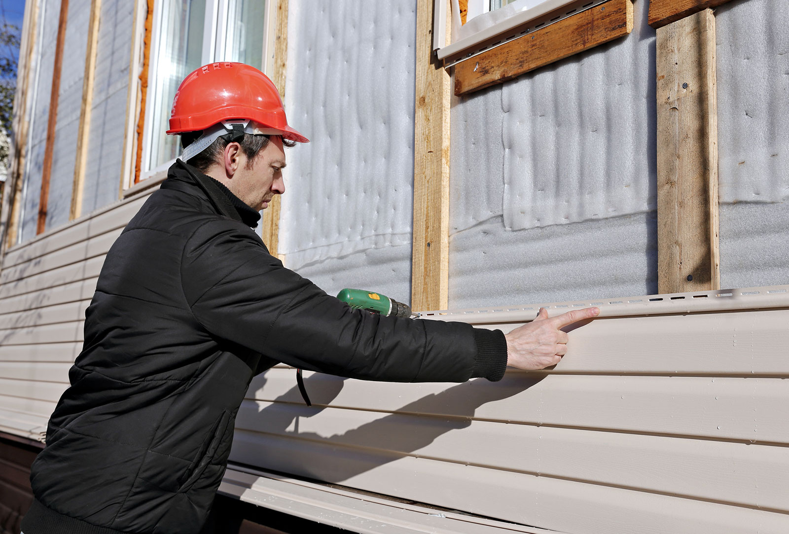 Steps On Installing Board With James Hardie