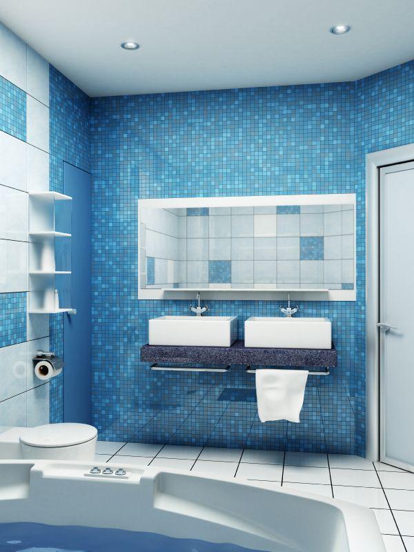 Bathroom Tile Photos | LoveToKnow