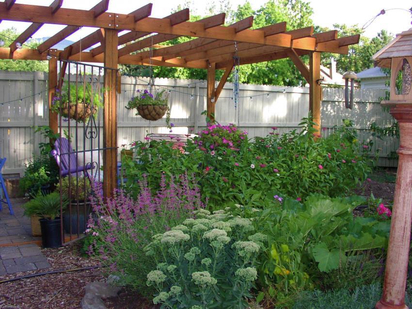 Delicieux Garden Pergola