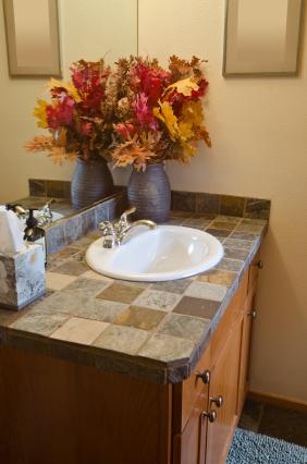 How to Install a Bathroom Countertop Sink
