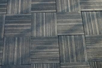 Using Carpet Tiles