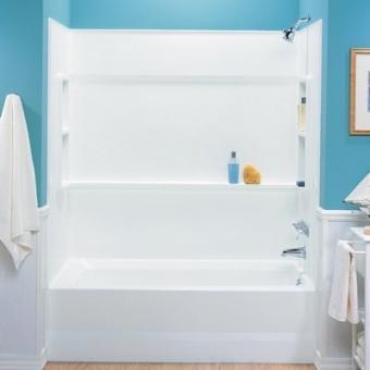 Swanstone Bathtub Surround