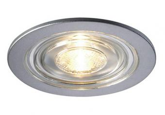 Stainless Steel Recess Mount LED puck light