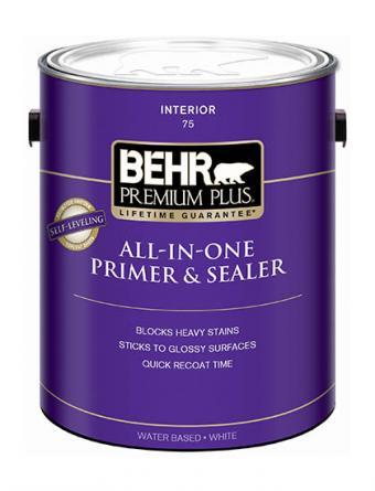 Behr Premium Plus Primer and Sealer