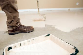 Sealing Concrete