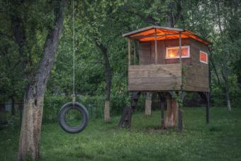 Tree House Plan