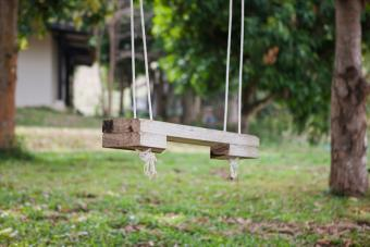 How to Make a Tree Swing