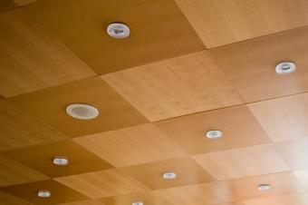 Types of Ceiling Tiles