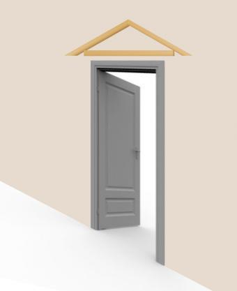 Build awning - step 2