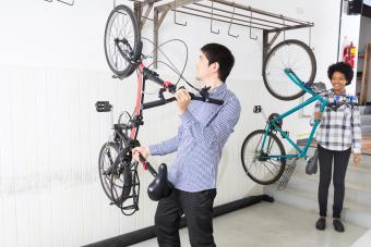 Bike hangers