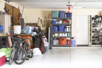 Items Inside of Garage