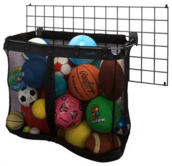 Organized Living Big Mesh Sports Basket