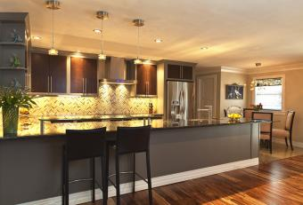 A new look with kitchen remodel