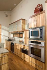 bamboo cabinets