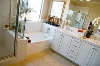 Bathroom Heated Floor