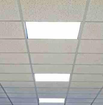 Insulated Ceiling Tiles