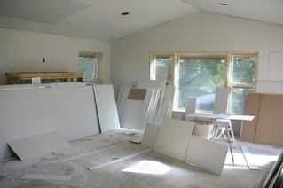 Drywall addition