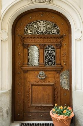 Fancy Front Entry Doors