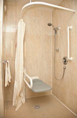Handicap Shower Enclosures