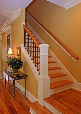 Installing Hardwood Stair Treads