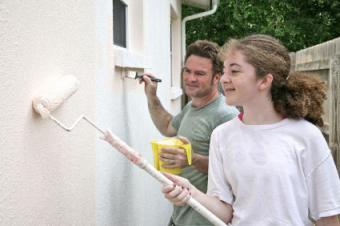 Choosing a House Paint