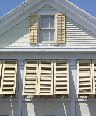 awning shutters