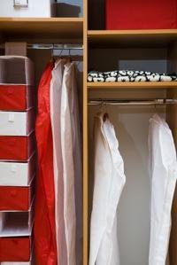 Custom Home Closet Designs