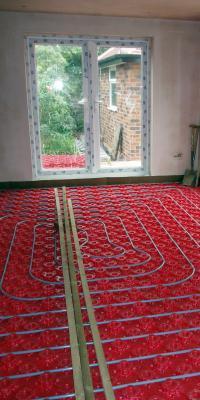 How to Install Radiant Floor Heat