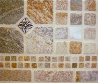 Slate Tile Countertop