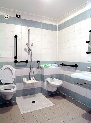 Bathroom designs for the elderly and handicapped lovetoknow Small bathroom remodel for elderly