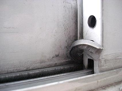 Installing Weatherstripping On Sliding Glass Doors