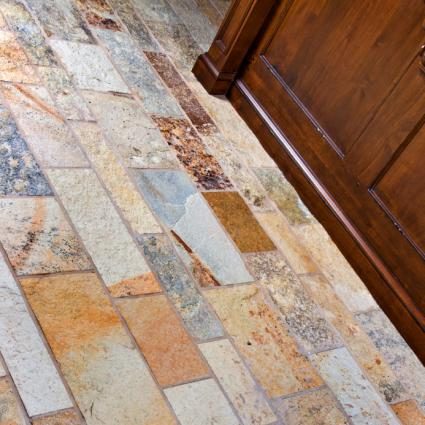 How to Install Stone Floor Tiles