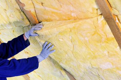 Adding attic insulation