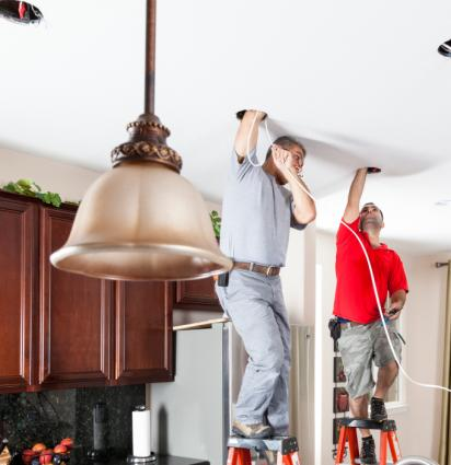 Home Lighting Installation
