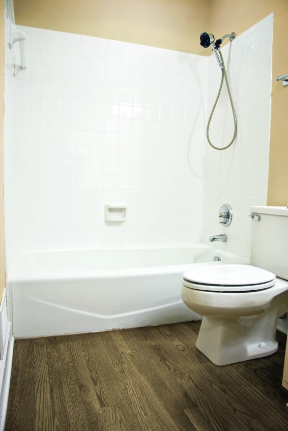 Tub Surrounds Lovetoknow, Tub Tile Surround