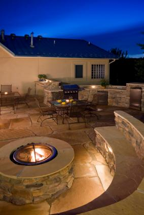How To Design A Firepit Seating Area Lovetoknow