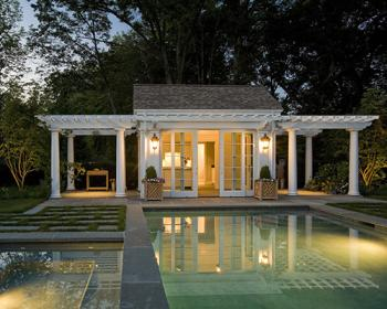Merrimack Design Architects pool house