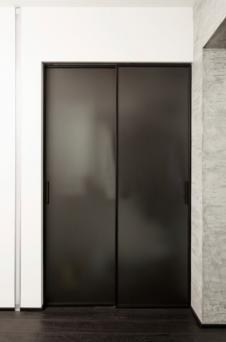 Sliding Metal Closet Doors