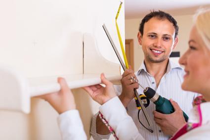 Repairs at home