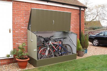 A300 Bicycle Storage Unit