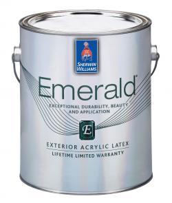 Emerald Exterior