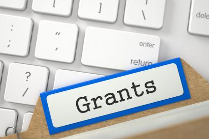 Grant application online