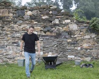 Jeff Devlin Stone House Revival DIY Network