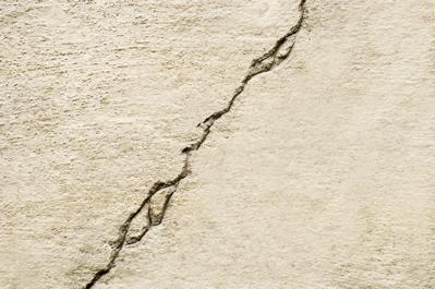 repairing basement cracks in concrete or brick walls - Crack In Basement Wall