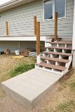 stairs construction