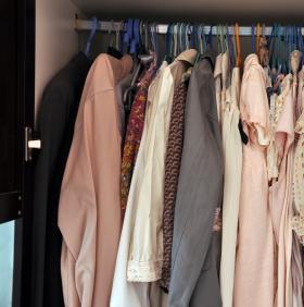 closet wo door