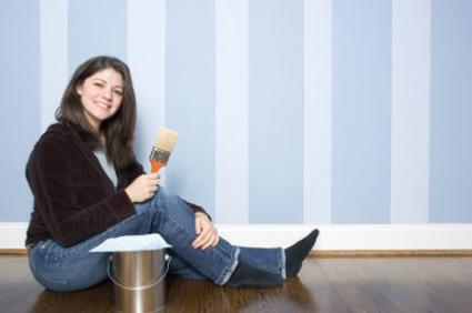 Cost to paint the interior of a house lovetoknow - Cost of painting interior of home ...