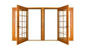 French-style patio doors